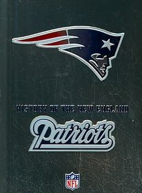 Nfl History of the New England Patrio - (Region 1 Import DVD)