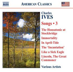 Songs - Vol.3 - Various Artists (CD)