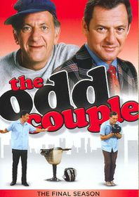 Odd Couple:Final Season - (Region 1 Import DVD)