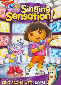 Dora the Explorer:Singing Sensation - (Region 1 Import DVD)