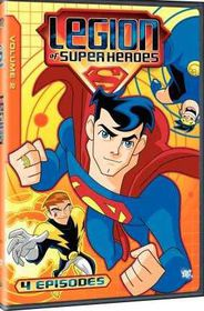 Legion Of Superheroes Vol. 2 (DVD)