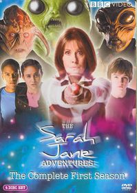 Sarah Jane Adventures: Complete First Season - (Region 1 Import DVD)