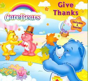 Care Bears Give Thanks - (Region 1 Import DVD)