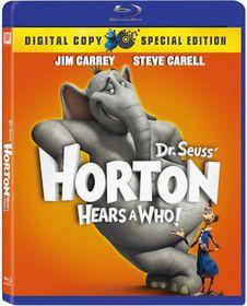 Horton Hears a Who - (Region A Import Blu-ray Disc)