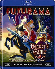 Futurama:Bender's Game - (Region A Import Blu-ray Disc)