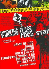 Working Class Rock Star - (Region 1 Import DVD)