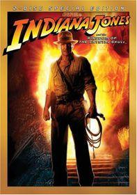 Indiana Jones and the Kingdom of the Crystal Skull - (Region 1 Import DVD)