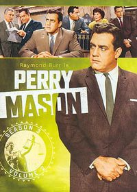 Perry Mason:Third Season Vol 2 - (Region 1 Import DVD)
