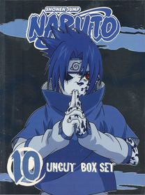 Naruto Uncut Box Set Vol 10 (Special - (Region 1 Import DVD)