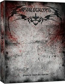 Metalocalypse:Season Two - (Region 1 Import DVD)