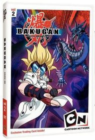 Bakugan Volume Two:Game on - (Region 1 Import DVD)