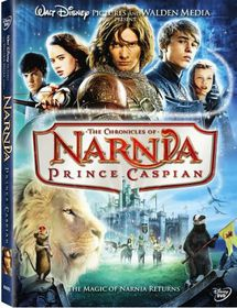 Chronicles of Narnia:Prince Caspian - (Region 1 Import DVD)