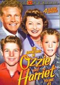 Adventures of Ozzie & Harriet Vol 6 - (Region 1 Import DVD)