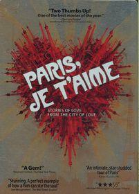 Paris Je T'aime - (Region 1 Import DVD)