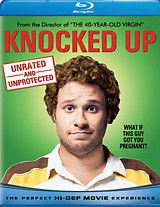 Knocked up - (Region A Import Blu-ray Disc)