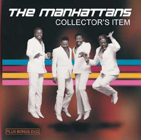Manhattans - Collector's Item (CD + DVD)