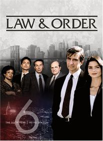 Law & Order:Sixth Year - (Region 1 Import DVD)