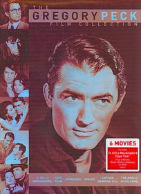 Gregory Peck Film Collection - (Region 1 Import DVD)