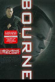 Bourne Trilogy - (Region 1 Import DVD)