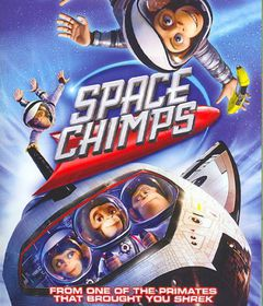 Space Chimps - (Region A Import Blu-ray Disc)