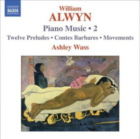 Alwyn:Vol 2 Piano Music 12 Preludes C - (Import CD)