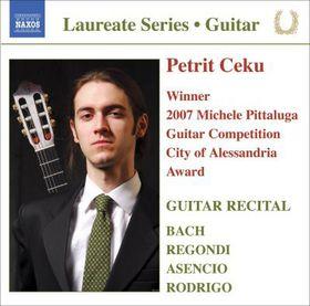 Petrit Ceku:Guitar Recital - (Import CD)