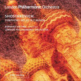 Shostakovich: Sym No 10 - Symphony No.10 (CD)