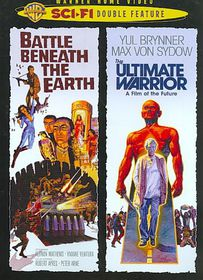 Battle Beneath the Earth/Ultimate War - (Region 1 Import DVD)