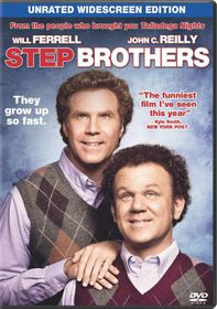 Step Brothers - (Region 1 Import DVD)