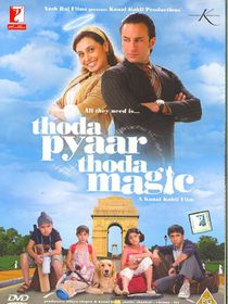 Thoda Pyar Thoda Magic - (Region 1 Import DVD)