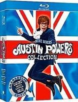 Austin Powers Collection:Shagadelic Edition - (Region A Import Blu-ray Disc)