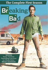 Breaking Bad:Complete First Season - (Region 1 Import DVD)