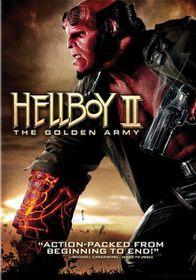 Hellboy II:Golden Army - (Region 1 Import DVD)