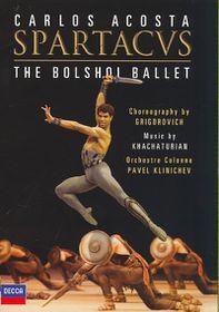Spartacus: The Bolshoi Ballet (Klinichev) - (Import DVD)