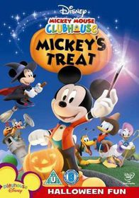 Mickey Mouse Clubhouse Mickey's Treat (DVD)