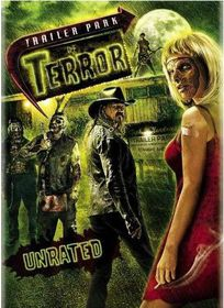 Trailer Park of Terror - (Region 1 Import DVD)