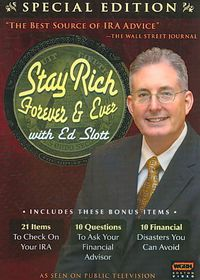 Stay Rich Forever and Ever with Ed Sl - (Region 1 Import DVD)
