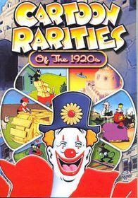 Cartoon Rarities of the 1920's - (Region 1 Import DVD)