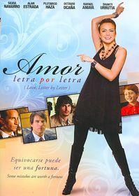 Amor Letra Por Letra - (Region 1 Import DVD)