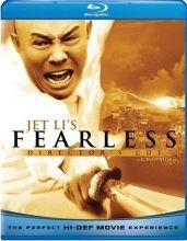 Jet Li's Fearless - (Region A Import Blu-ray Disc)