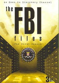 Fbi Files Season 1 - (Region 1 Import DVD)