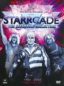 Wwe the Best of Starrcade - (Region 1 Import DVD)
