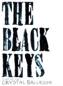 Black Keys Live at the Crystal Ballroom - (Region 1 Import DVD)