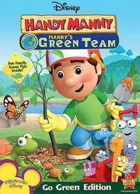 Handy Manny:Manny's Green Team - (Region 1 Import DVD)