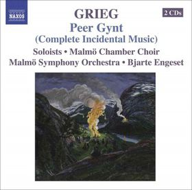 Grieg:Peer Gynt (Complete Incidental - (Import CD)