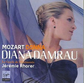 Damrau Diana - Opera & Concert Arias (CD)