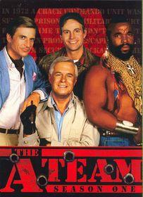 A Team:Season One - (Region 1 Import DVD)