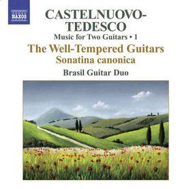 C-tedesco: Music For 2 Guitars - Music For 2 Guitars (CD)