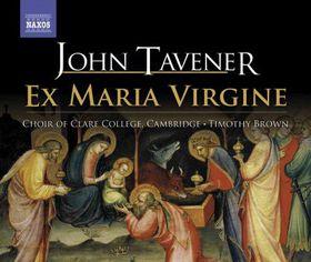 Tavener, John - Ex Maria Virgine (CD)