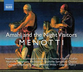 Menotti: Amahl And The Night Visitors - Menotti: Amahl And The Night Visitors (CD)
